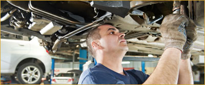 You can depend on the experts at Complete Car Care for quality, long-lasting repairs.